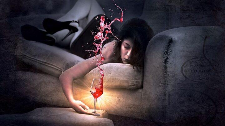 Er det en god idé at drikke vin, før man eksperimenterer i soveværelset?