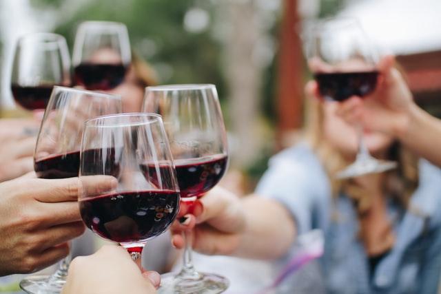 Fordele ved Rødvin