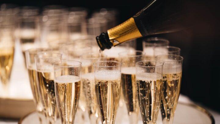 Champagnesmagning af vintagechampagne